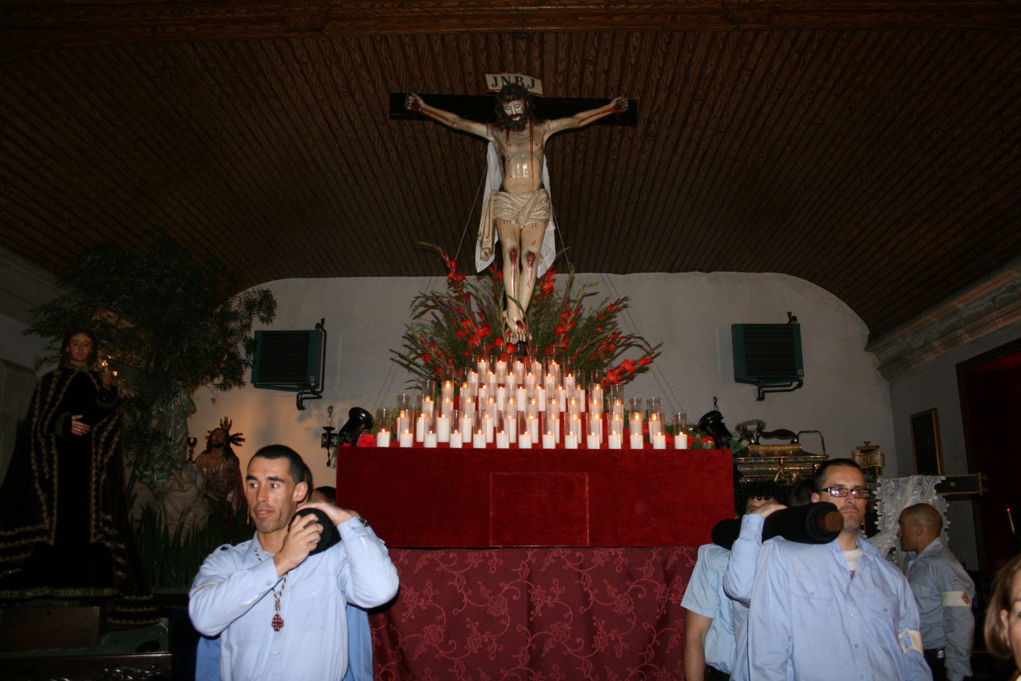 SANTÍSIMO CRISTO DEL BUEN CONSUELO 2009 003