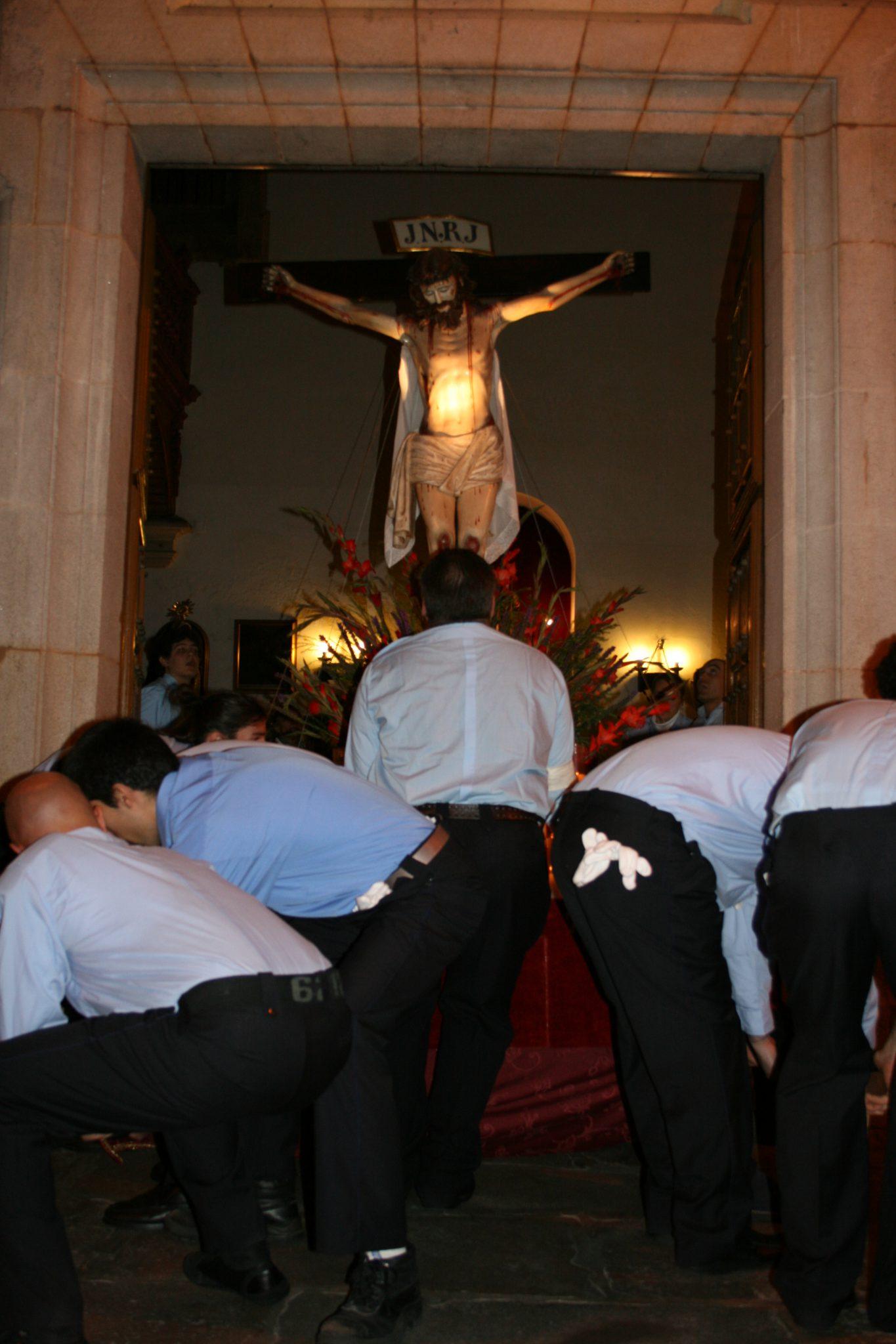 SANTÍSIMO CRISTO DEL BUEN CONSUELO 2009 004