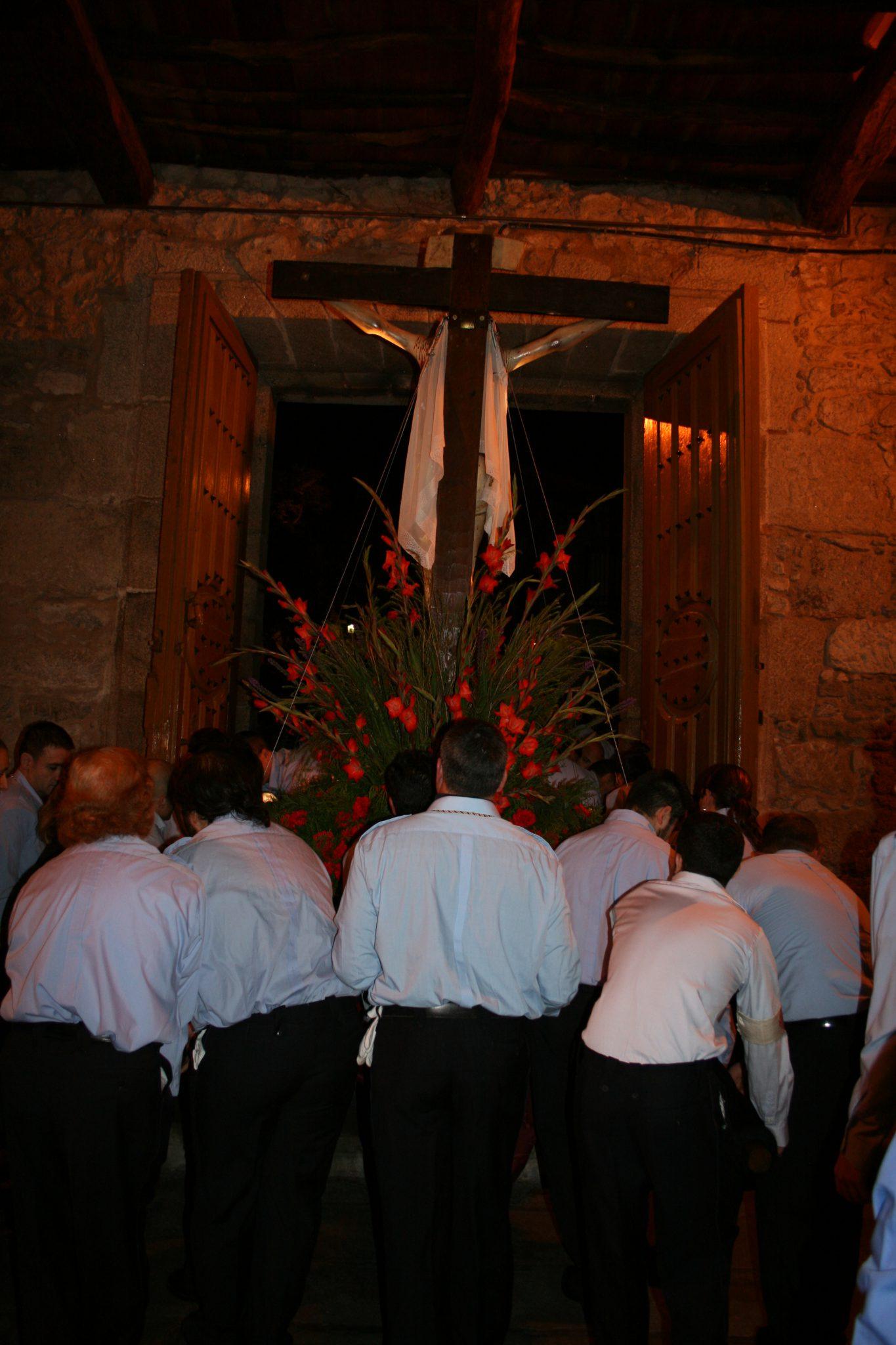 SANTÍSIMO CRISTO DEL BUEN CONSUELO 2009 005