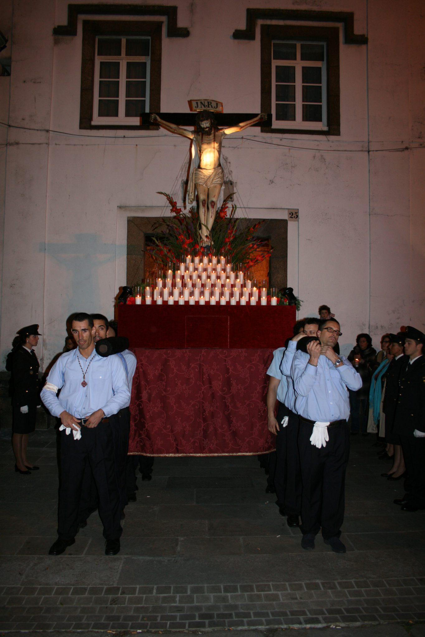 SANTÍSIMO CRISTO DEL BUEN CONSUELO 2009 008