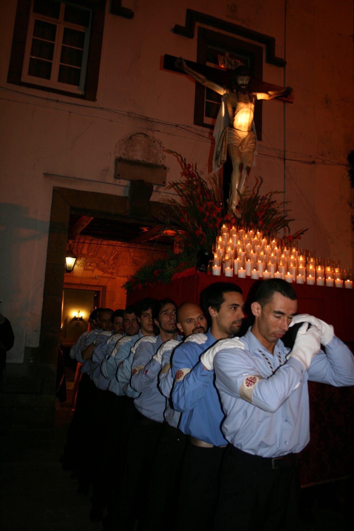 SANTÍSIMO CRISTO DEL BUEN CONSUELO 2009 010