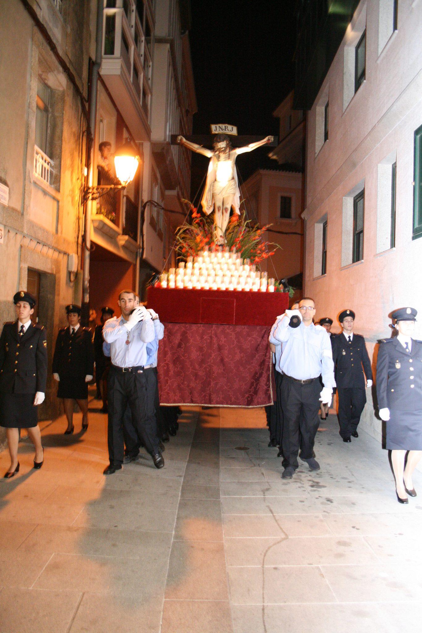SANTÍSIMO CRISTO DEL BUEN CONSUELO 2009 022