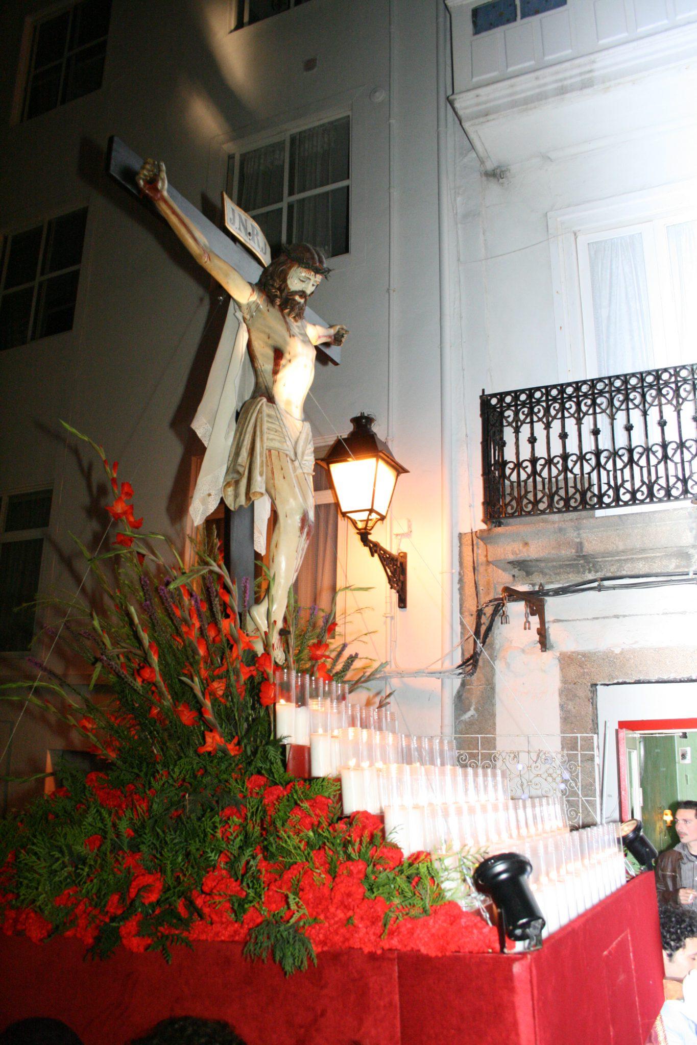 SANTÍSIMO CRISTO DEL BUEN CONSUELO 2009 025