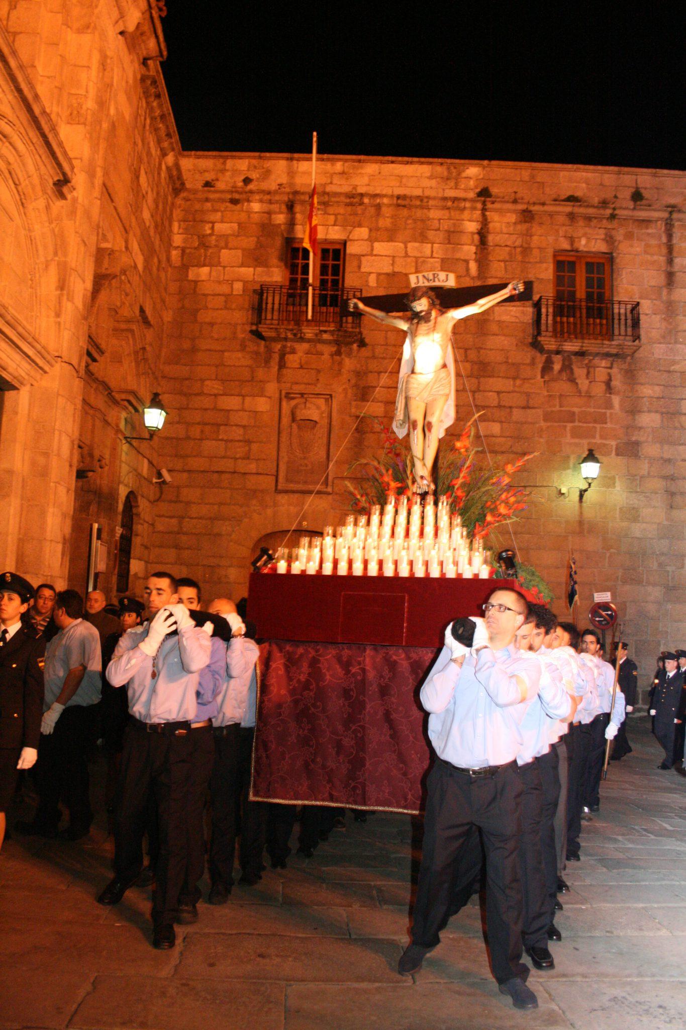 SANTÍSIMO CRISTO DEL BUEN CONSUELO 2009 028