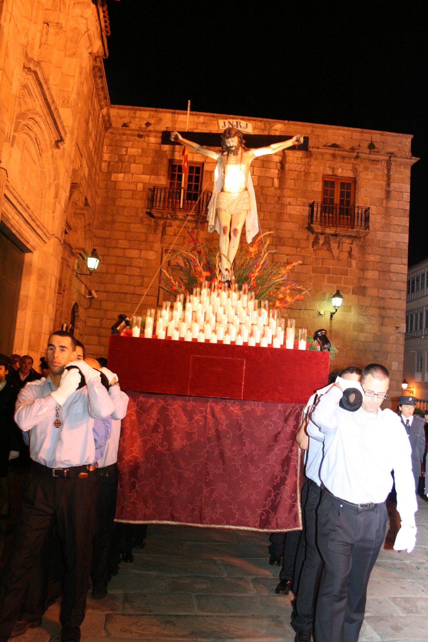 SANTÍSIMO CRISTO DEL BUEN CONSUELO 2009 029