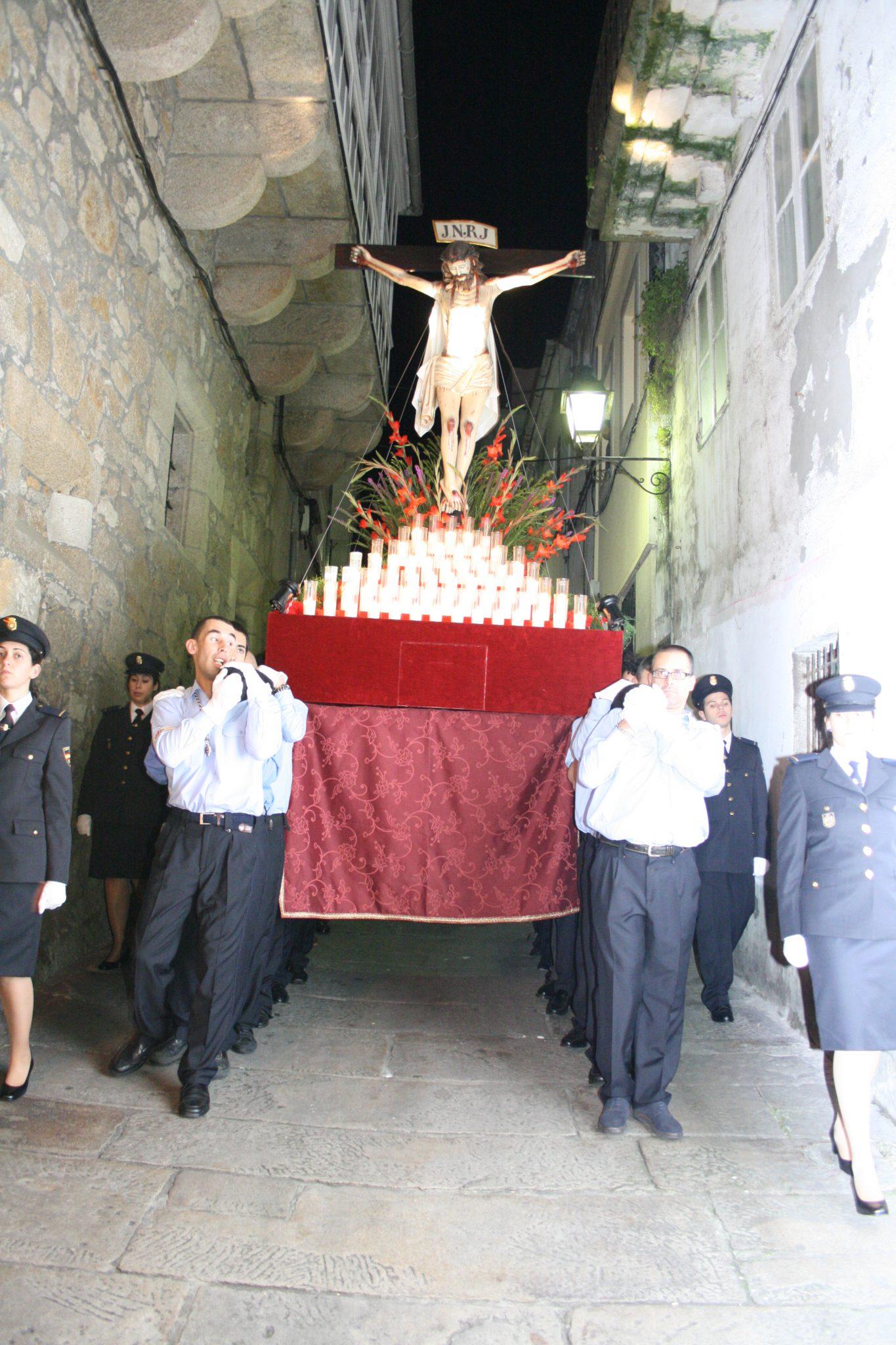 SANTÍSIMO CRISTO DEL BUEN CONSUELO 2009 037
