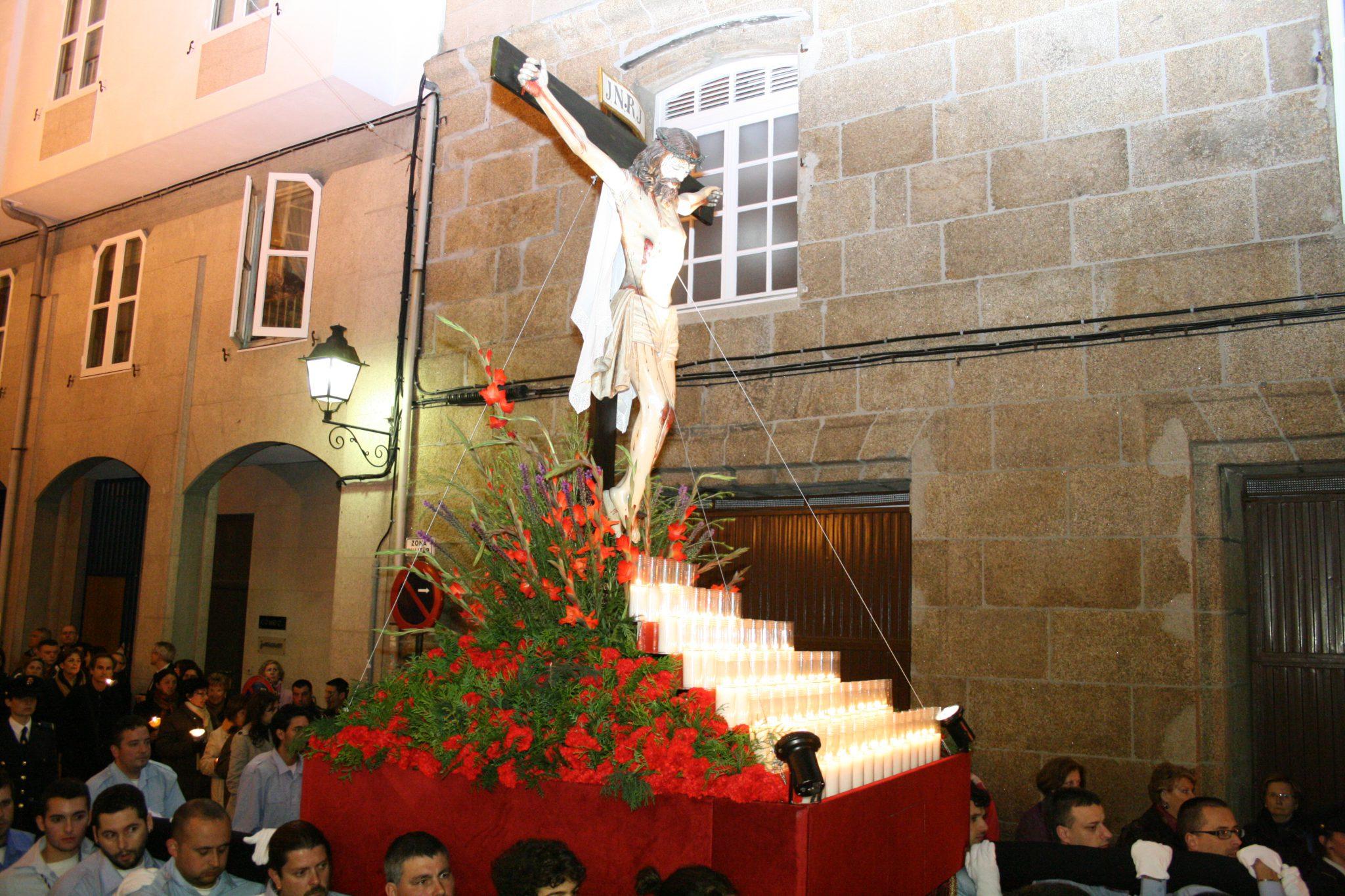 SANTÍSIMO CRISTO DEL BUEN CONSUELO 2009 043