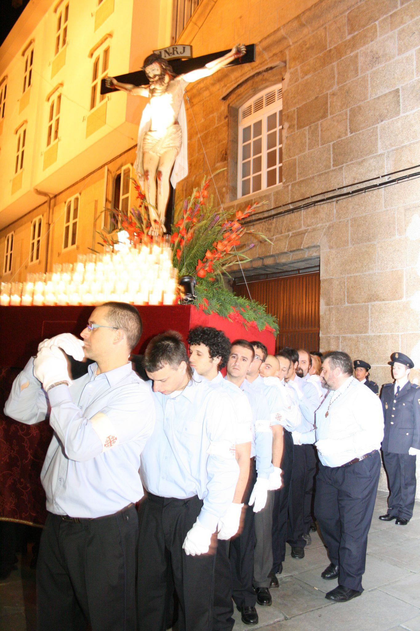 SANTÍSIMO CRISTO DEL BUEN CONSUELO 2009 046