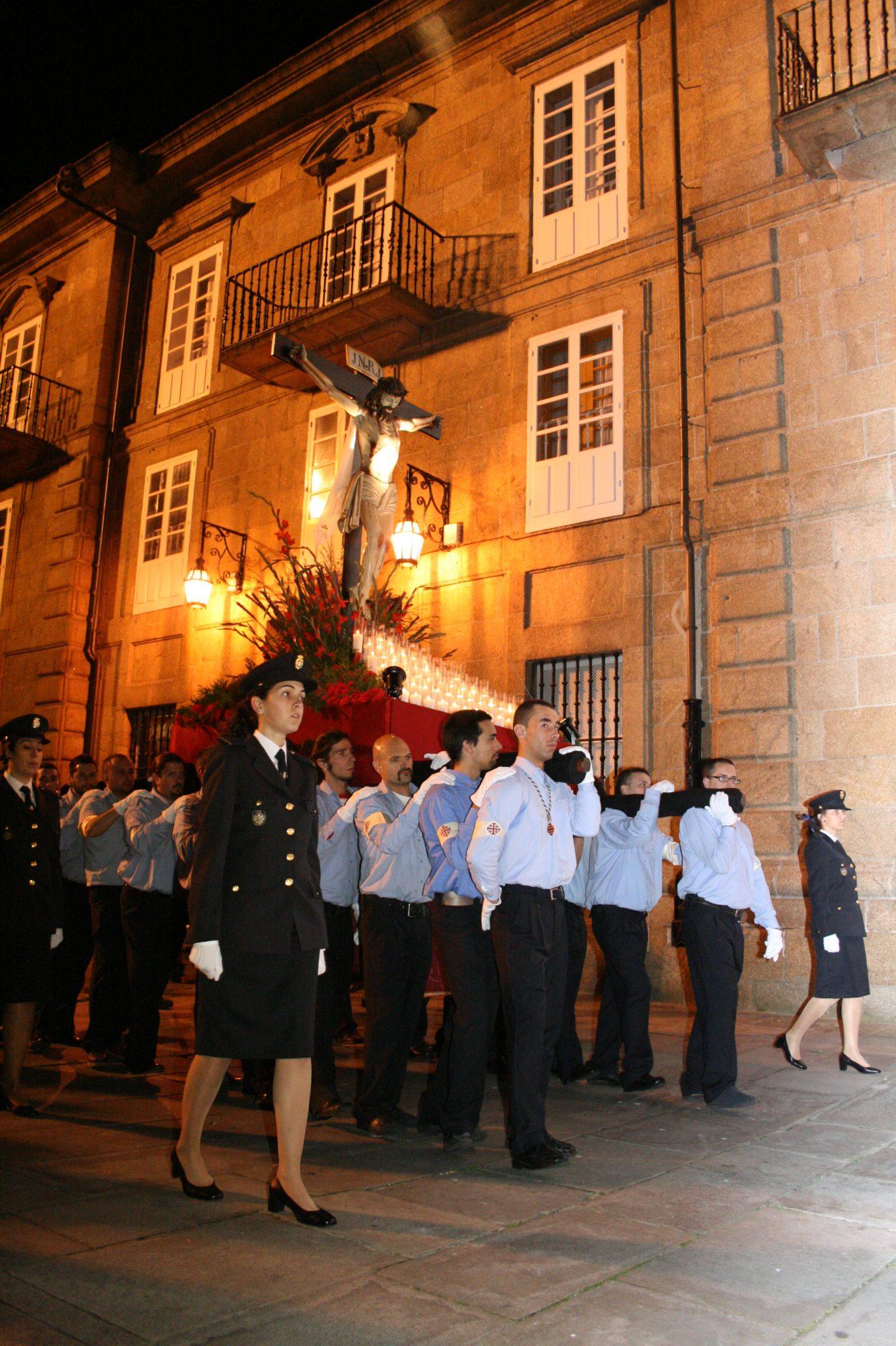 SANTÍSIMO CRISTO DEL BUEN CONSUELO 2009 053