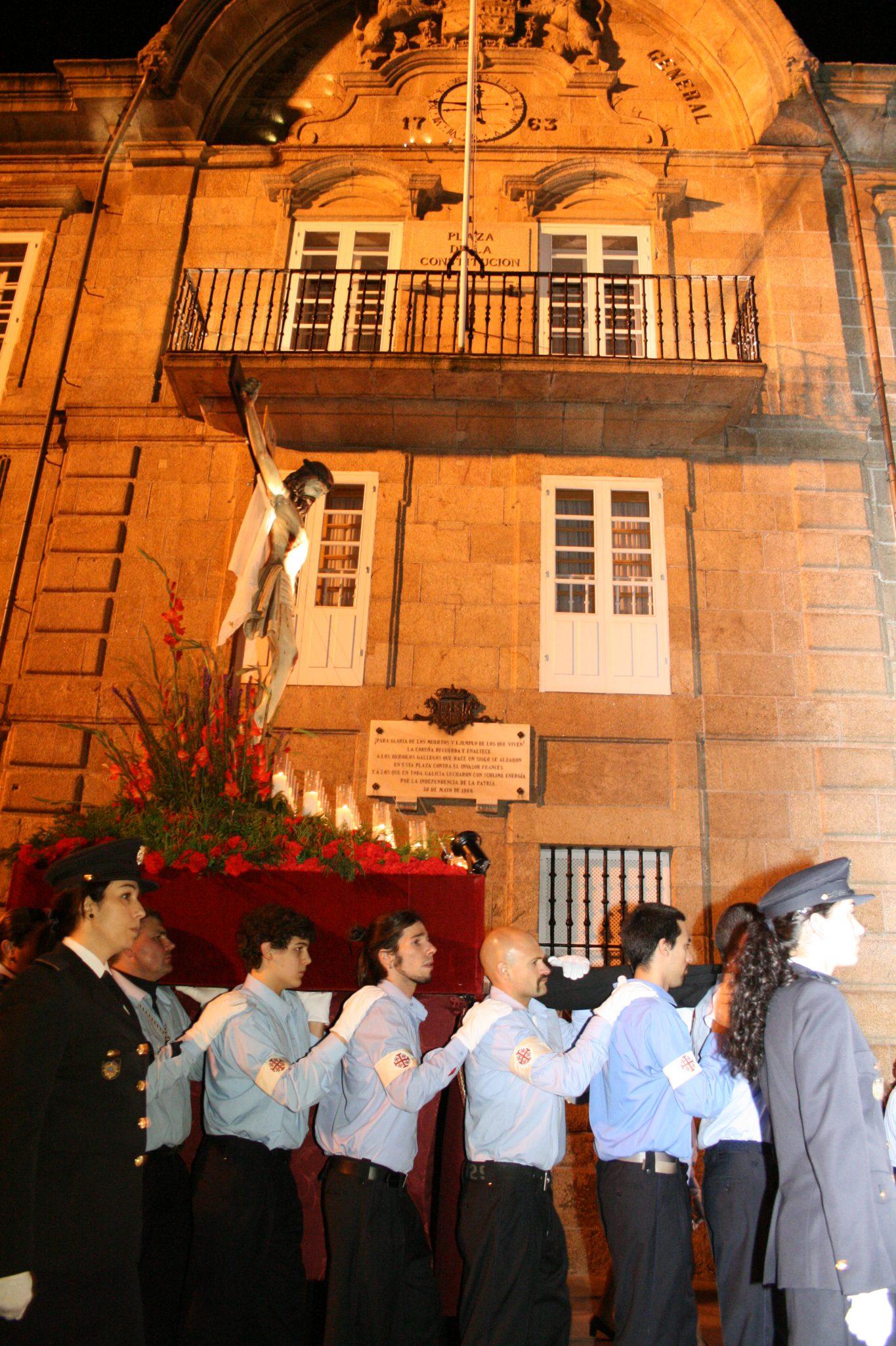 SANTÍSIMO CRISTO DEL BUEN CONSUELO 2009 054