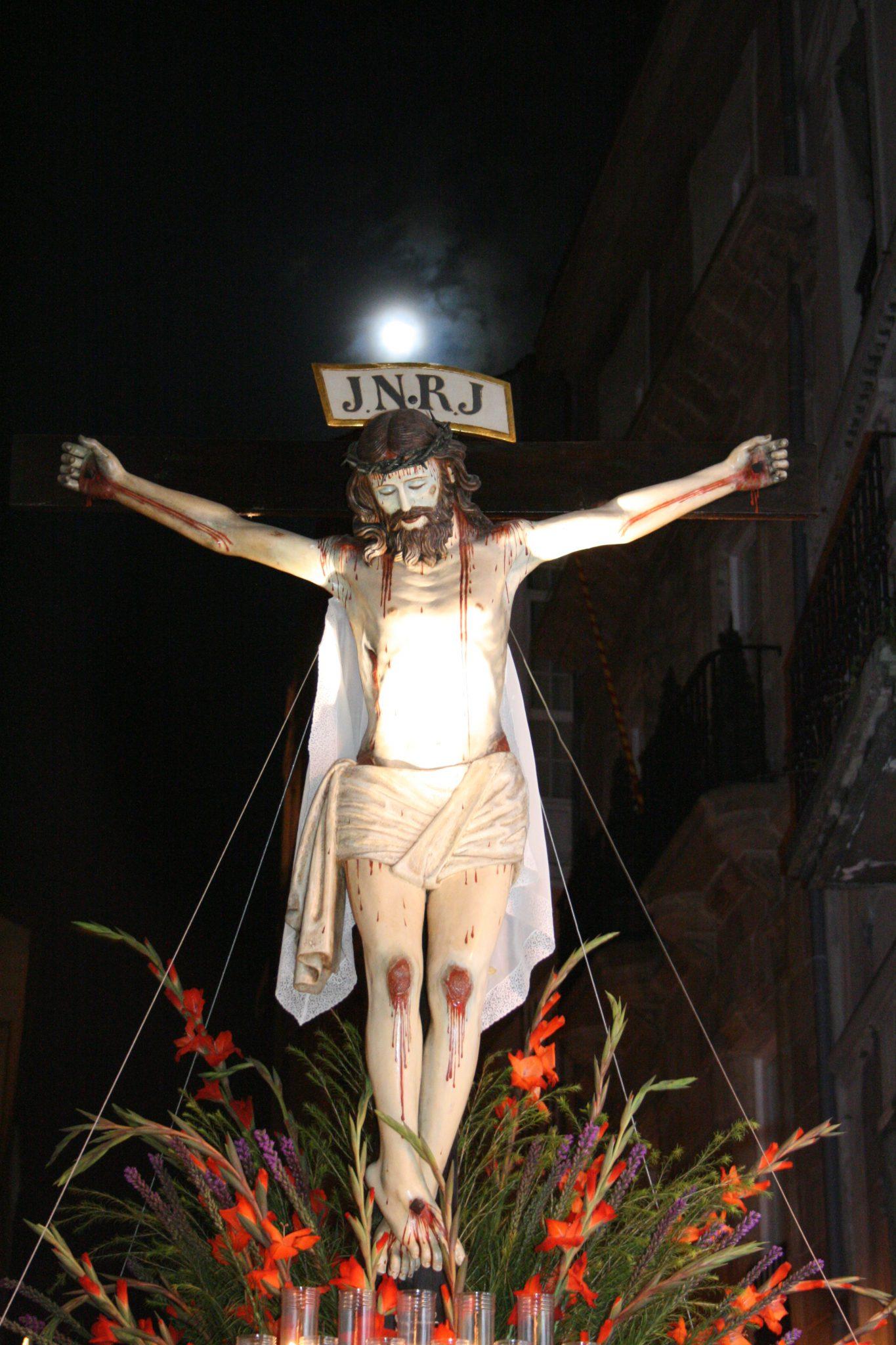 SANTÍSIMO CRISTO DEL BUEN CONSUELO 2009 068