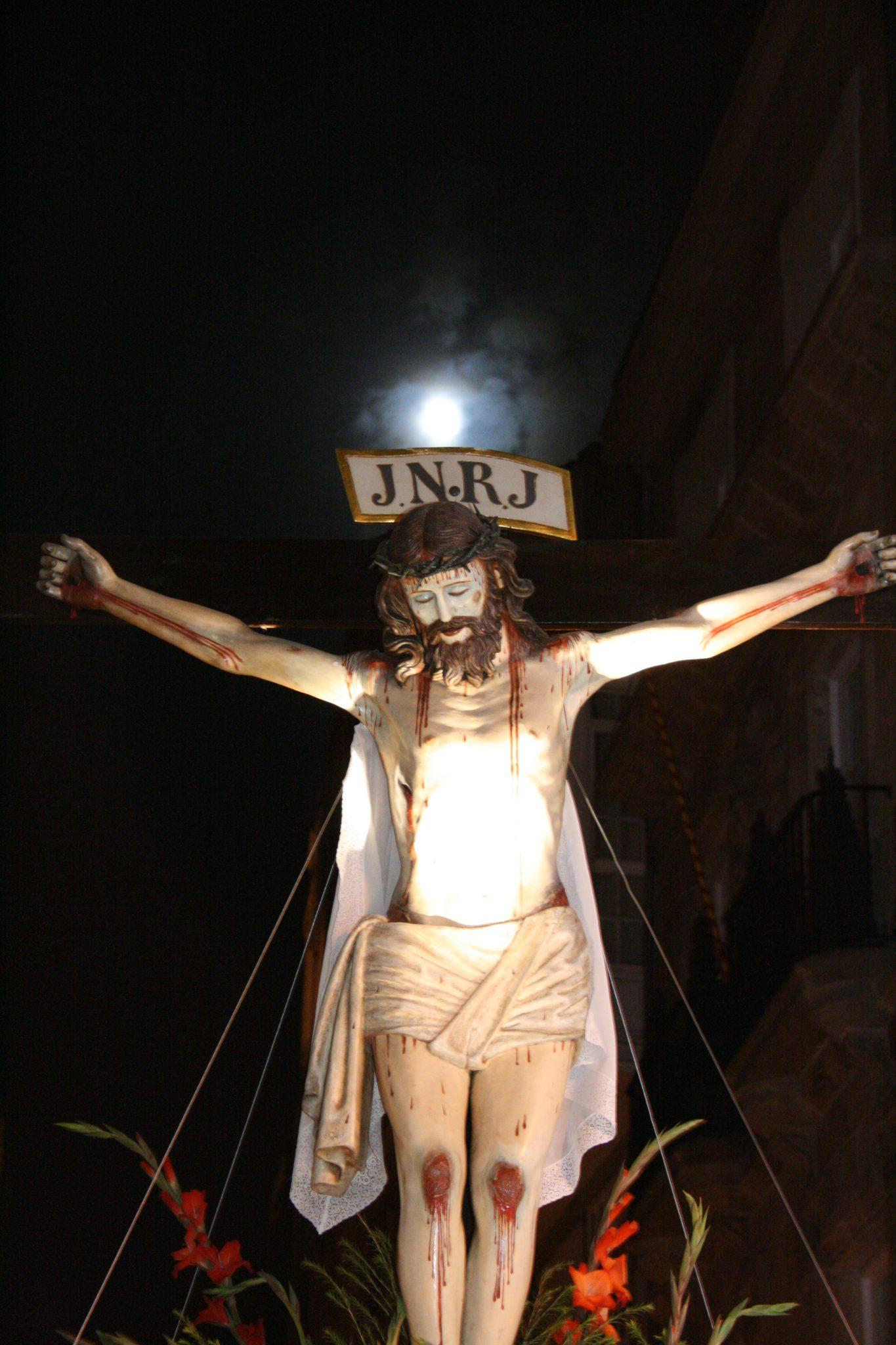 SANTÍSIMO CRISTO DEL BUEN CONSUELO 2009 069