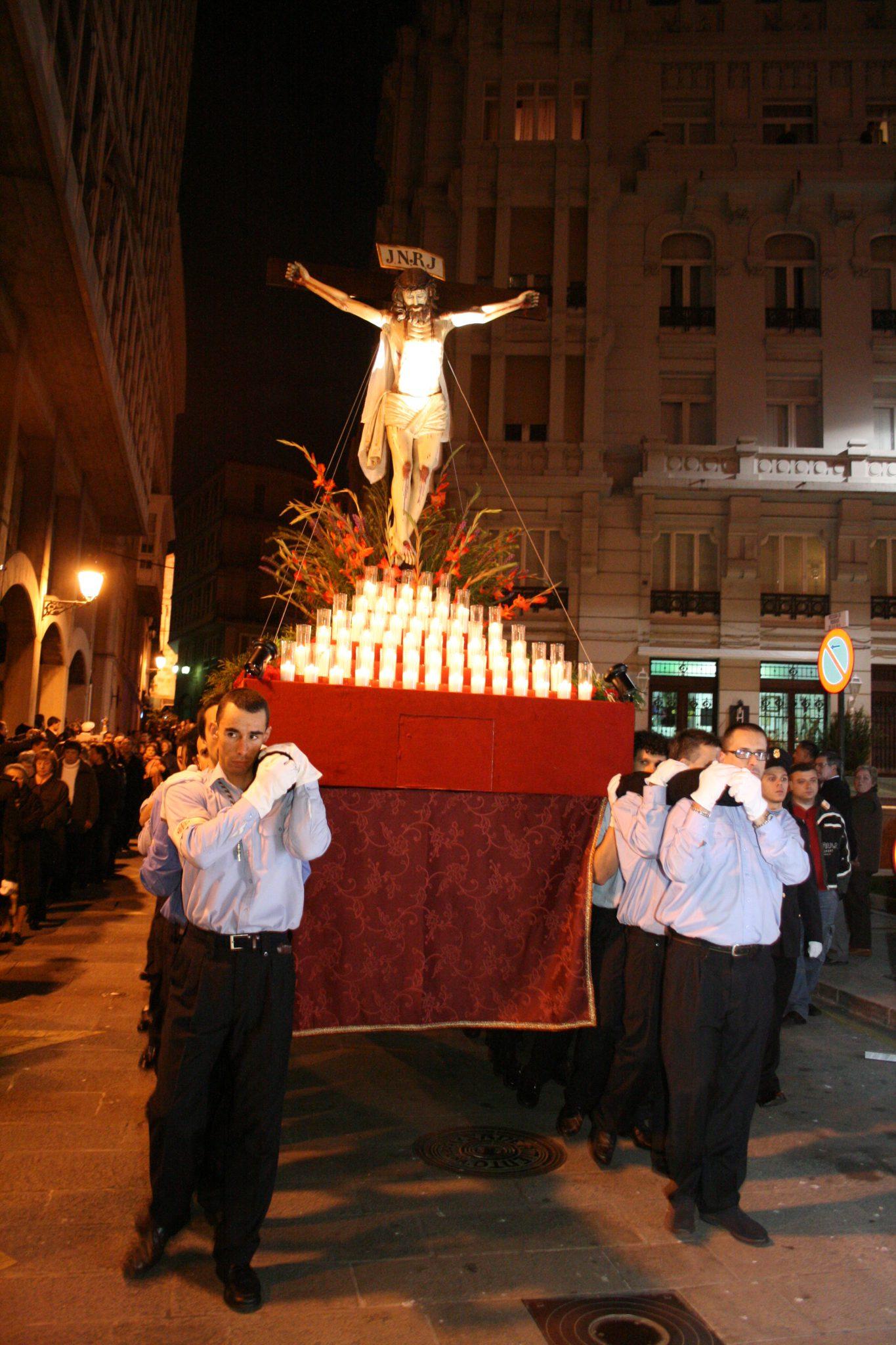 SANTÍSIMO CRISTO DEL BUEN CONSUELO 2009 076