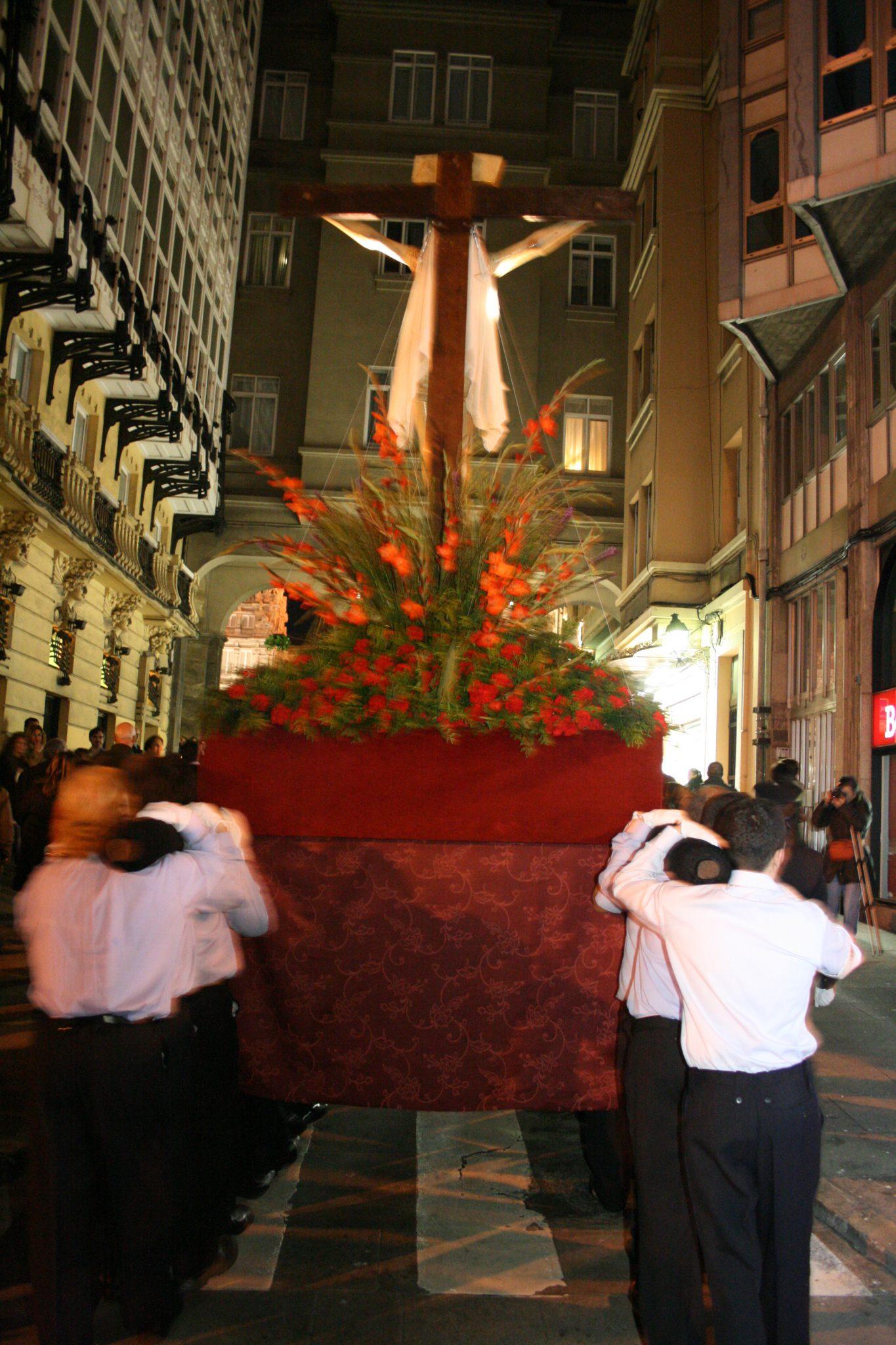 SANTÍSIMO CRISTO DEL BUEN CONSUELO 2009 080