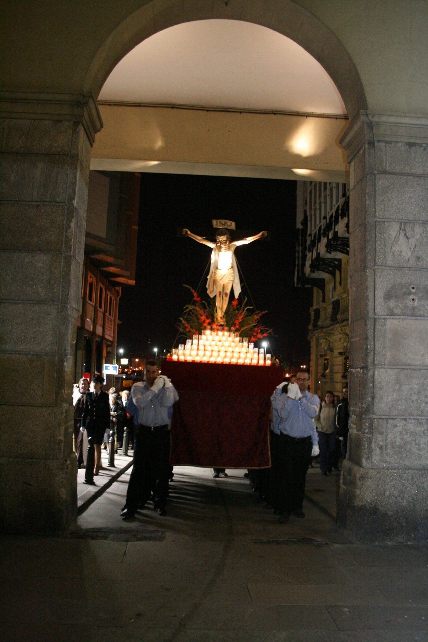 SANTÍSIMO CRISTO DEL BUEN CONSUELO 2009 082
