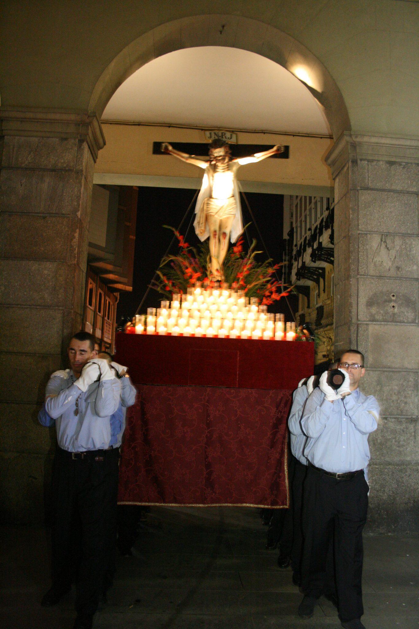SANTÍSIMO CRISTO DEL BUEN CONSUELO 2009 083