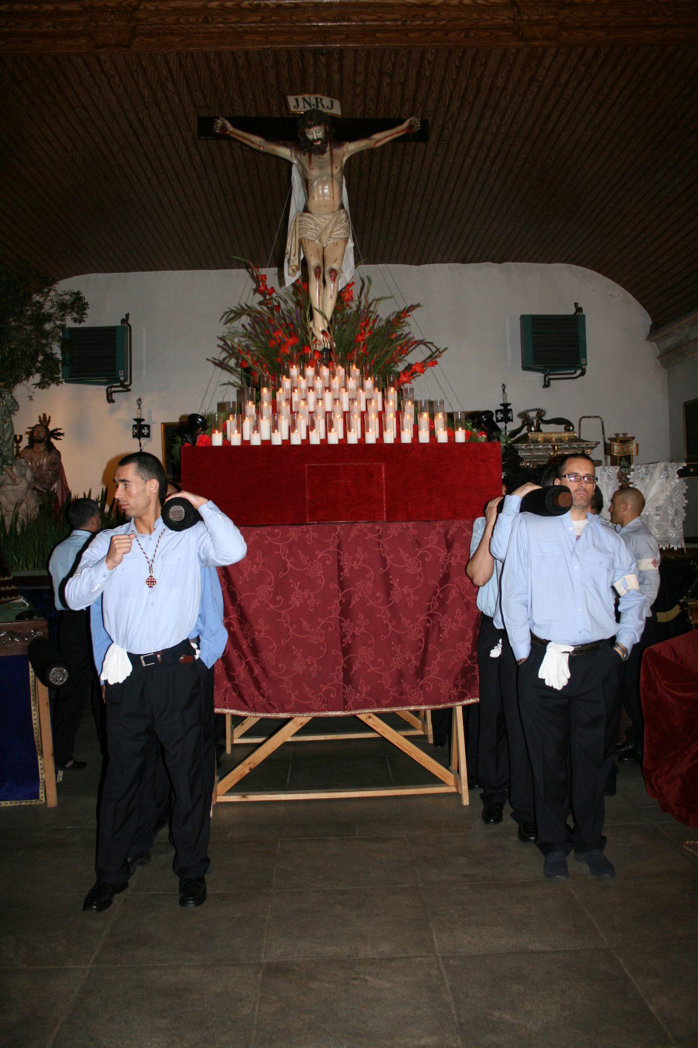 SANTÍSIMO CRISTO DEL BUEN CONSUELO 2009 001