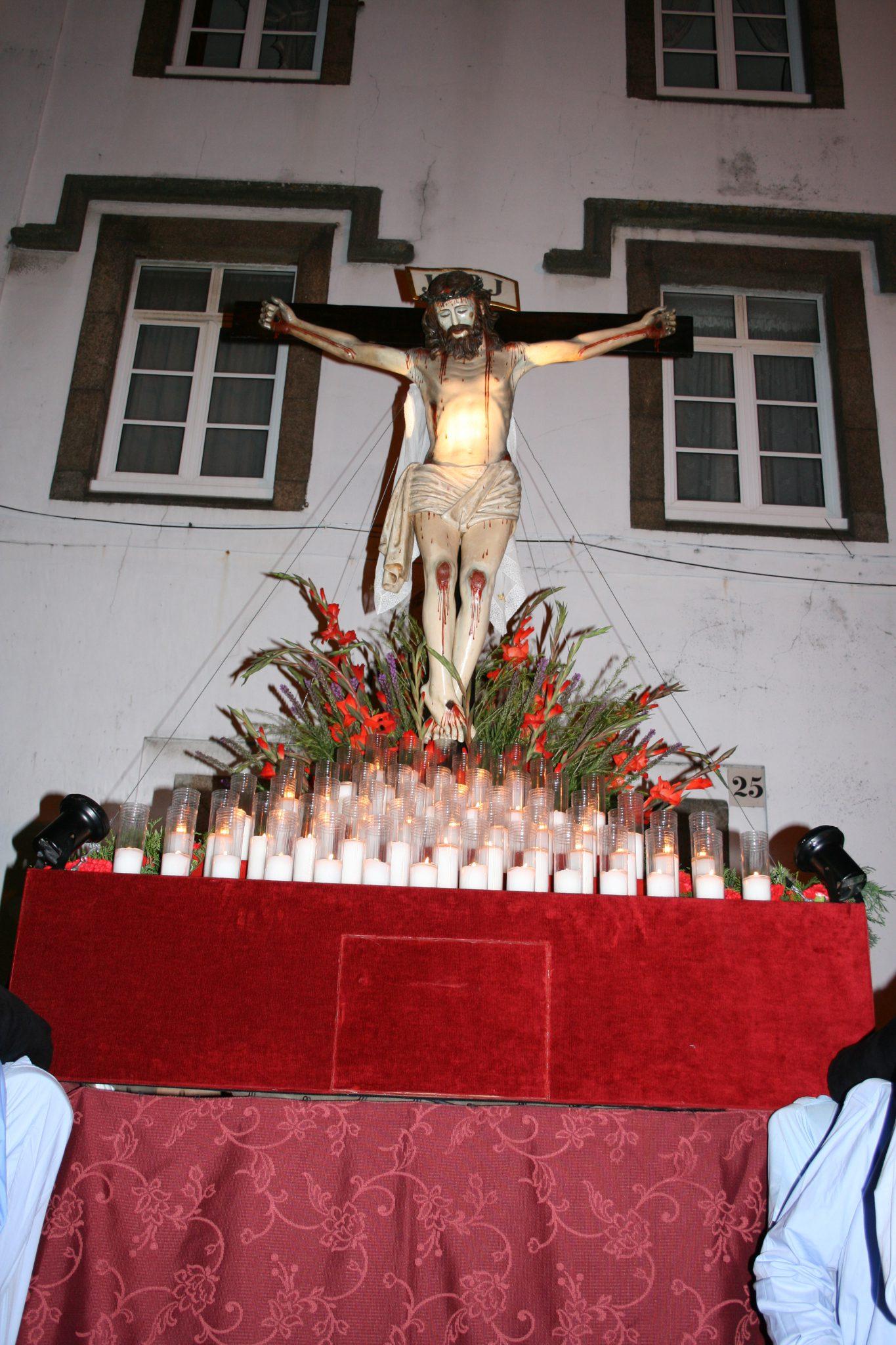 SANTÍSIMO CRISTO DEL BUEN CONSUELO 2009 009