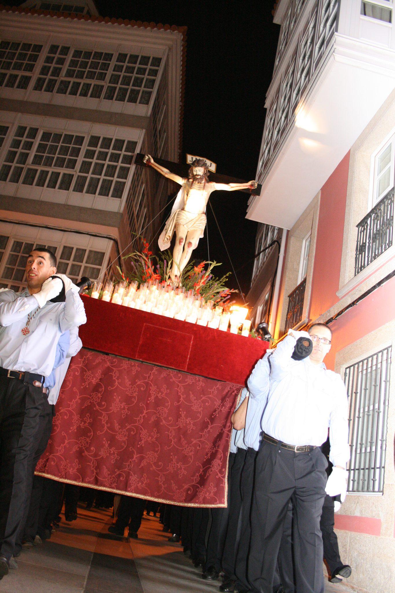 SANTÍSIMO CRISTO DEL BUEN CONSUELO 2009 023