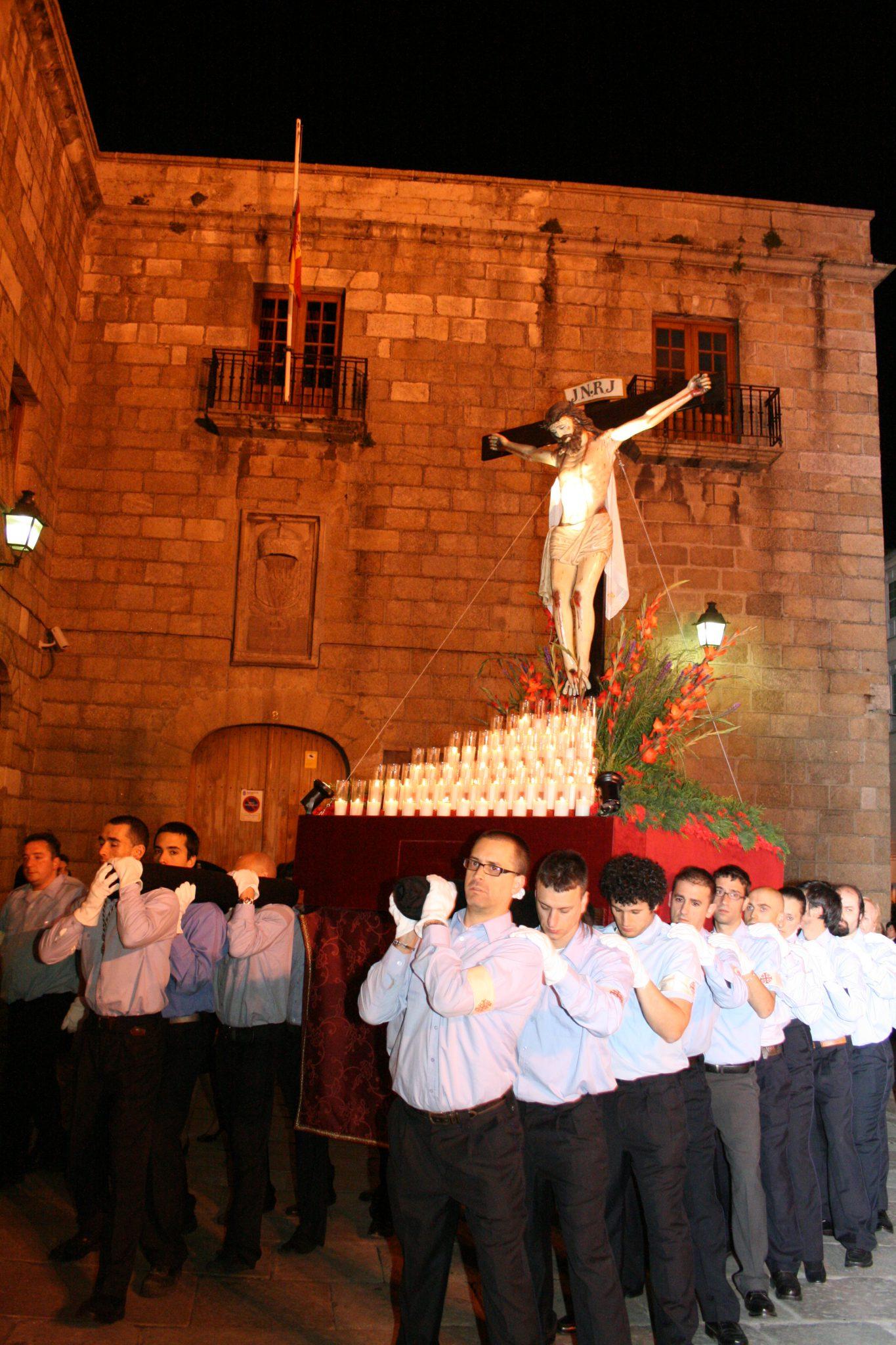 SANTÍSIMO CRISTO DEL BUEN CONSUELO 2009 027