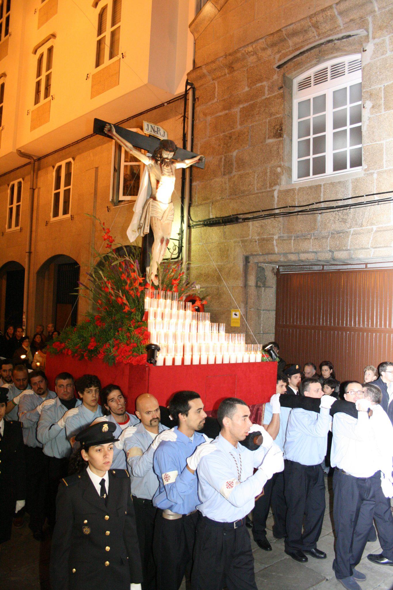 SANTÍSIMO CRISTO DEL BUEN CONSUELO 2009 042