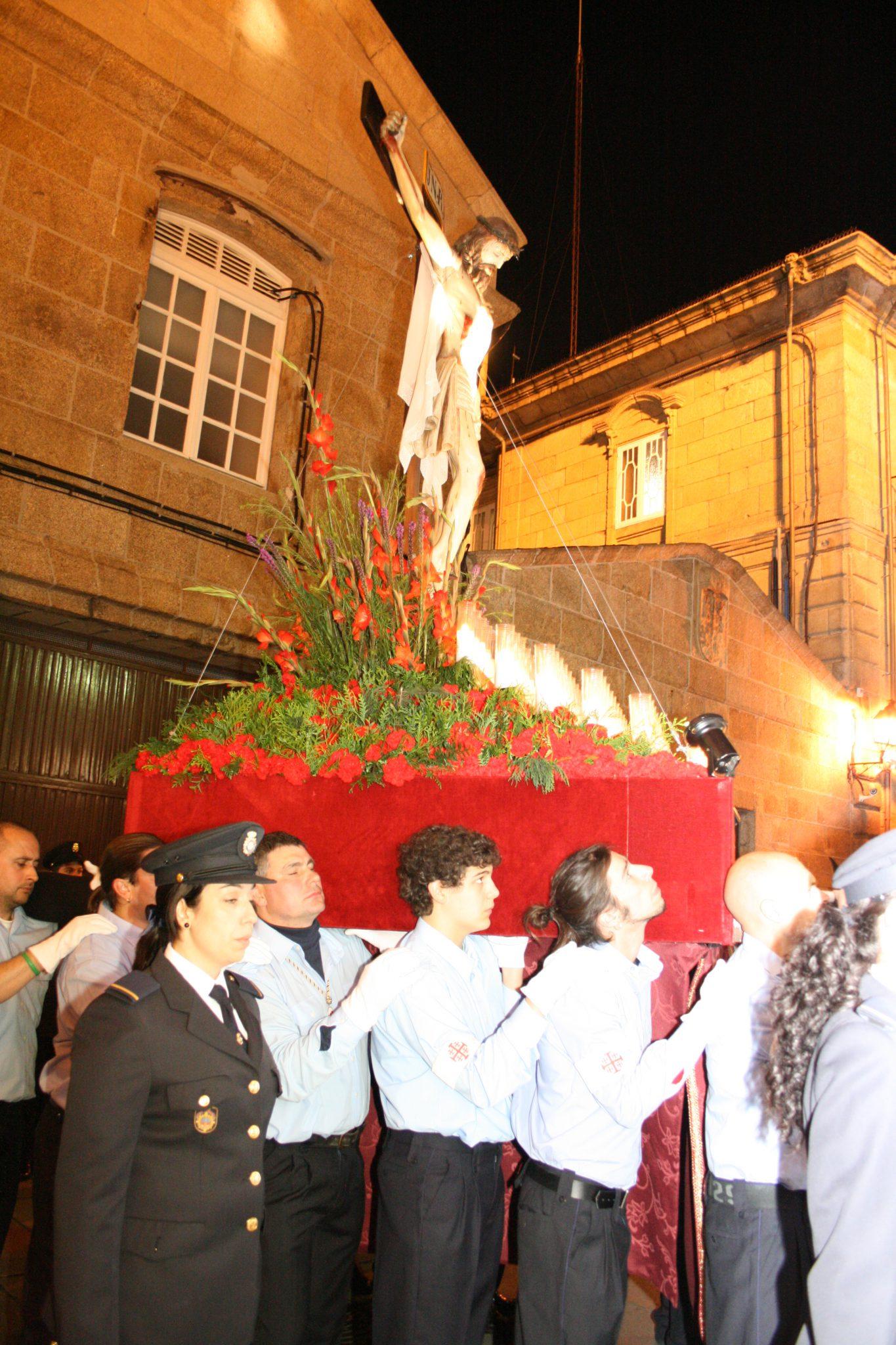 SANTÍSIMO CRISTO DEL BUEN CONSUELO 2009 049