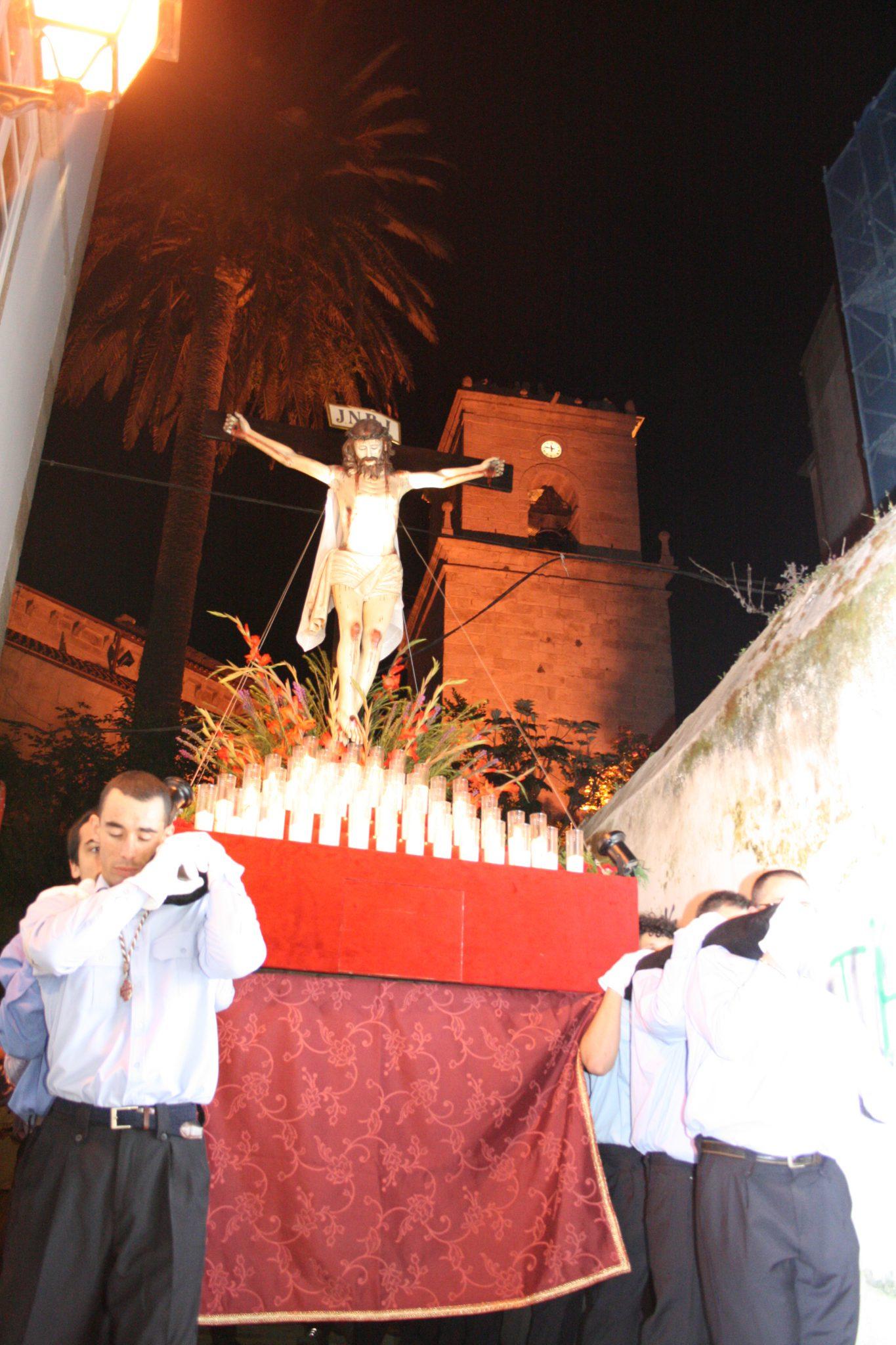 SANTÍSIMO CRISTO DEL BUEN CONSUELO 2009 063
