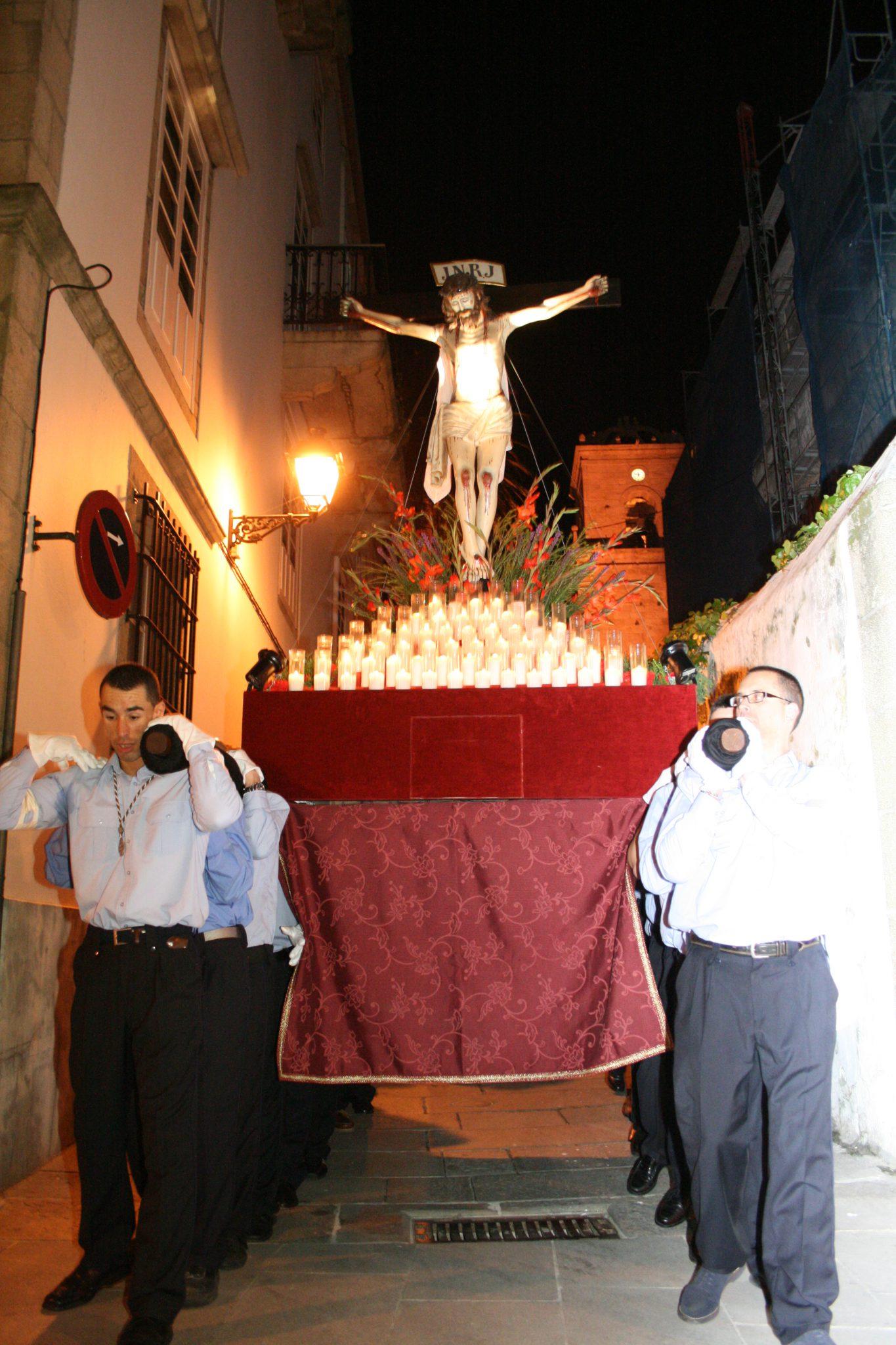 SANTÍSIMO CRISTO DEL BUEN CONSUELO 2009 066