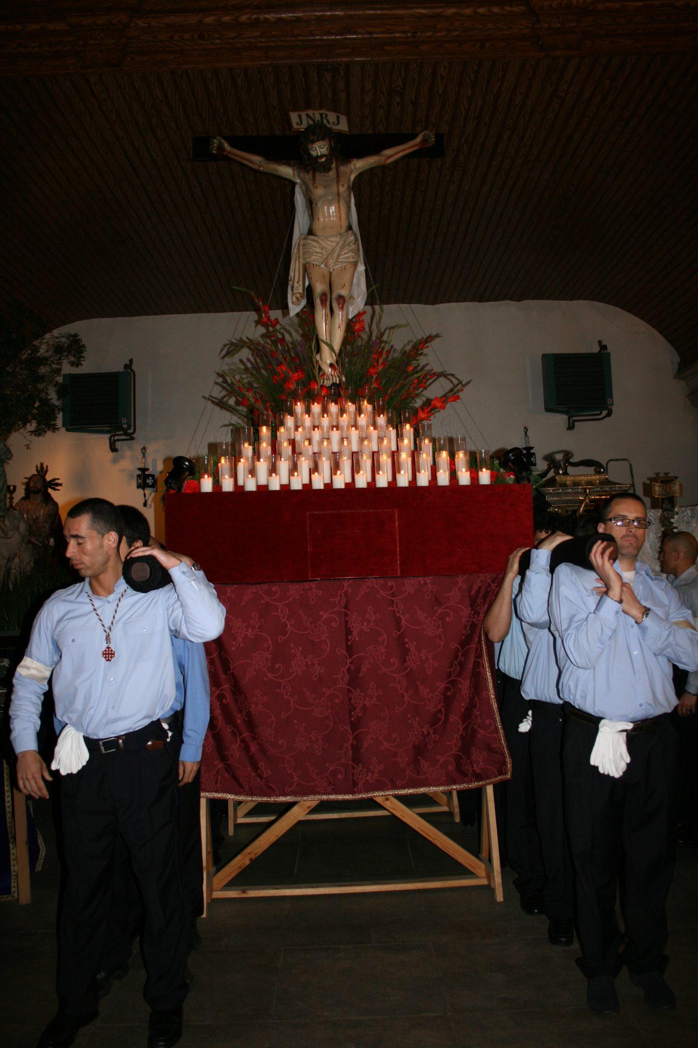 SANTÍSIMO CRISTO DEL BUEN CONSUELO 2009 087