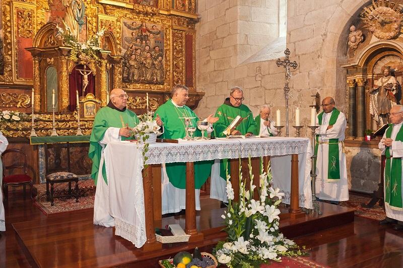 Eucaristía de la Interfranciscana de Galicia 2017 (1)