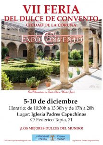VII Feria del Dulce de Convento del 5 al 10 Diciembre