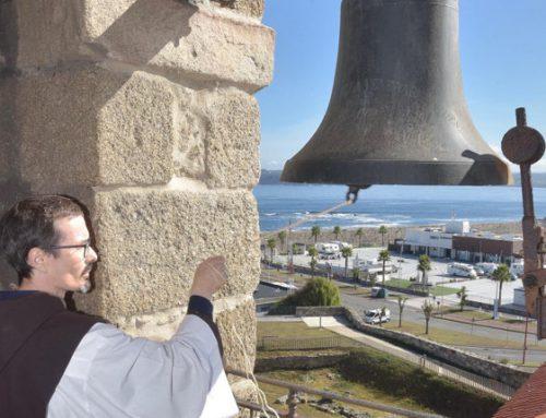 EL REPIQUE TRADICIONAL DE LAS CAMPANAS DE A CORUÑA SE HACE OÍR EN EUROPA