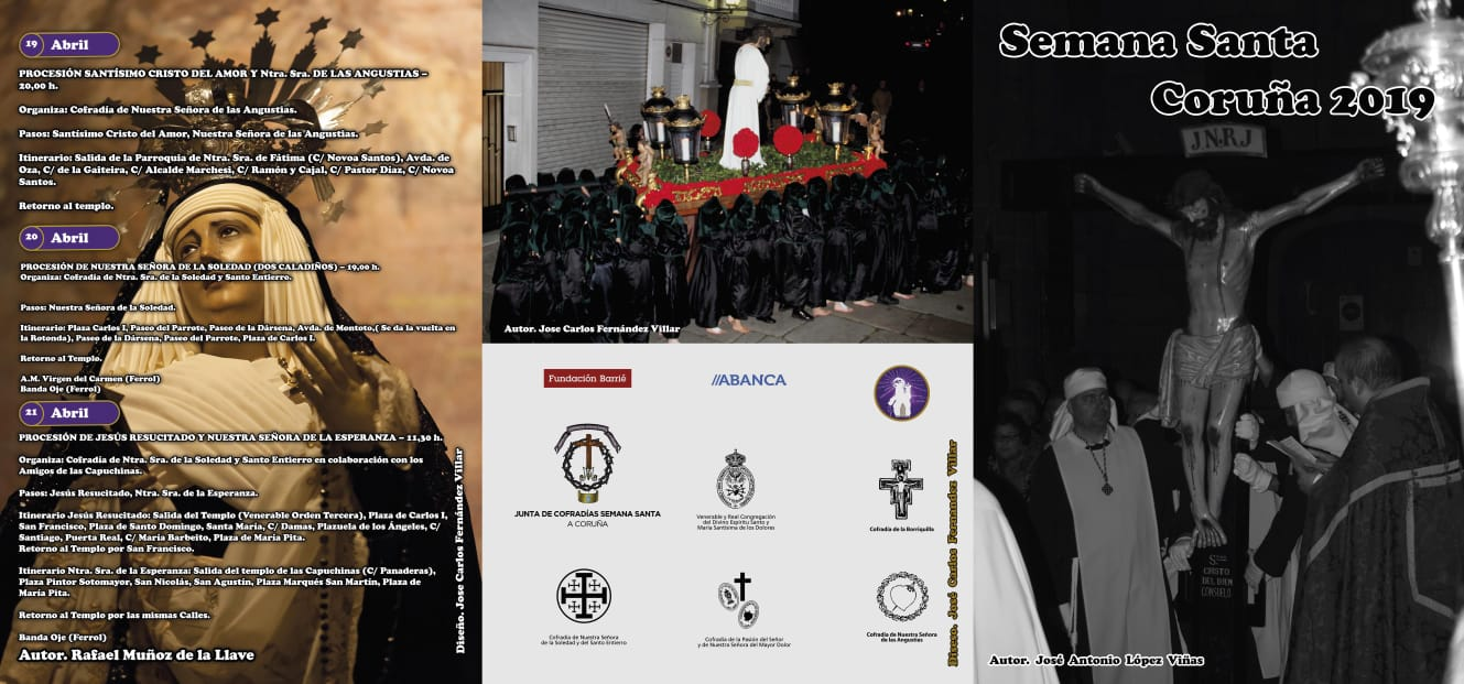 Presentación cartel Semana Santa 2019