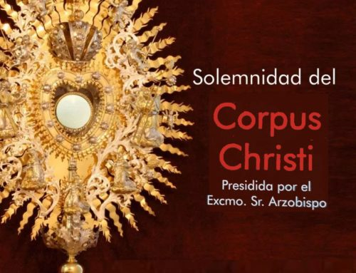 SOLEMNIDAD DEL CORPUS CHRISTI – 23 de junio de 2019