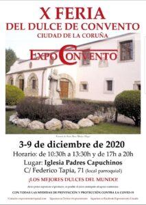 X FERIA DEL DULCE DE CONVENTO - A CORUÑA