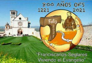 800 AÑOS ORDEN FRANCISCANOS SECULAR