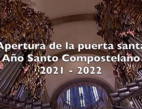 APERTURA DE LA PUERTA SANTA – AÑO SANTO 2021