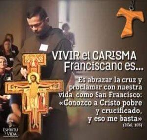 VIVIR EL CARISMA FRANCISCANO